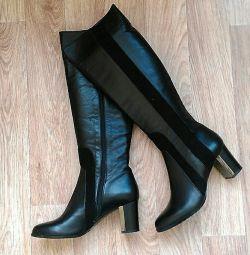 чоботи демісезонні