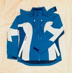 New ski jacket r. 40-42 baon
