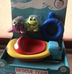 Banyo Oyuncakları Yeni