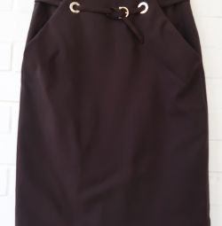 Skirt of Salvatore Ferragamo. Original