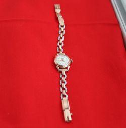 Kadın saatler platin 950, altın 583, 1968