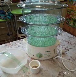 Νέα ατμοκατάλληλη κουζίνα Teal 1000cl