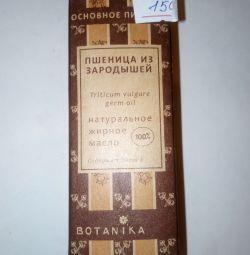 Botanika Масло жирне Пшениця із зародків 30мл
