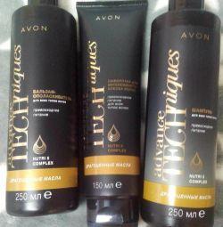 Set cadou pentru păr