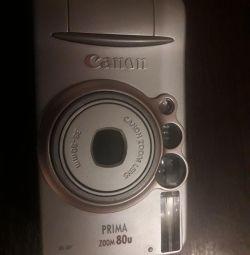 Urgently!!! Canon's camera prima zoom 80 u