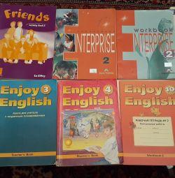Учебники и пособия по английскому языку
