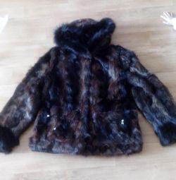 Παλτό Nutria