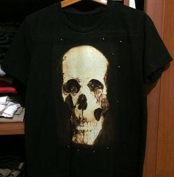 Μπλουζάκι με κρανίο