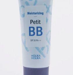 Yüz için BB krem Petit BB Nemlendirici SPF 30,