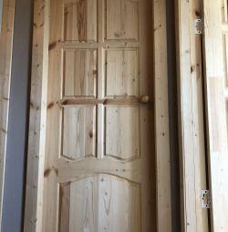 The door is new