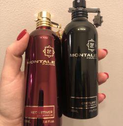 Montale Greyland Red Vetiver Black Musk парфюм Guc