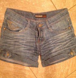 Used shorts