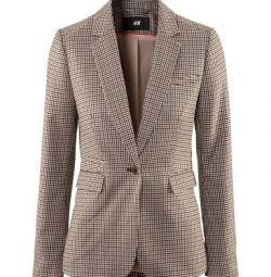 Mükemmel durumda H & M ceket