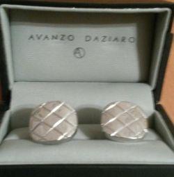 Запонки от Avanzo Daziaro