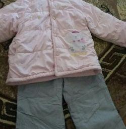 Ceket ve pantolon