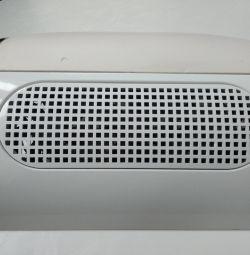 Aspirator (hota de evacuare) pentru manichiura Nail Dust Collector