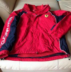 Jachetă sport Ferrari Italia