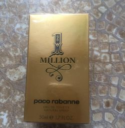 Paco Rabanne 1 Million New.Original