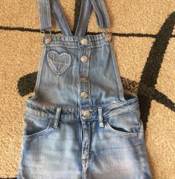 H & M overalls height 116
