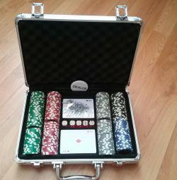Poker oynamak için ayarla