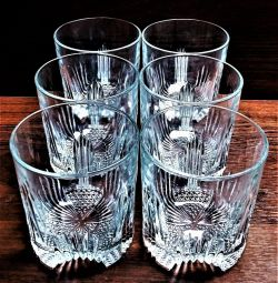Ochelari largi de cristal din URSS