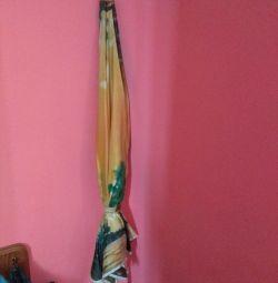 Umbrella awning