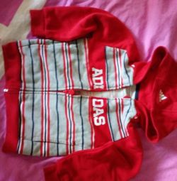 Olympic sweatshirt