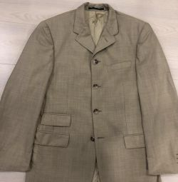 Chic Trussardi collection jacket