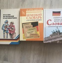German new dictionary phrasebook gift
