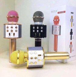 Karaoke microfon