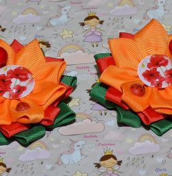 Handmade bows.