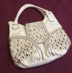 Ladies' bag with rhinestones FIkaMontino new