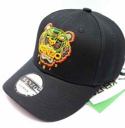 Бейсболка кепка Kenzo (черный)