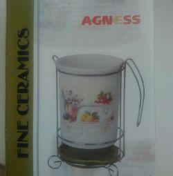 (A) Mutfak aletleri standı