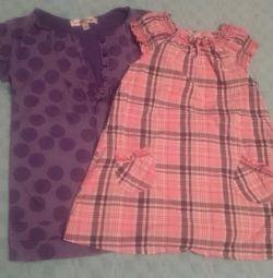 Dresses cotton 2-4g