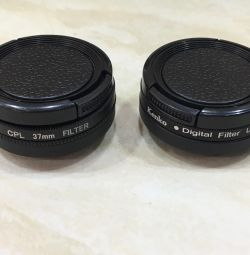 Polarik and uv cpl filter on GoPro SJcam Xiaomi and so on