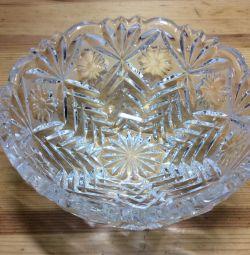 Bomboane, cristal sovietic, mijlocul secolului XX