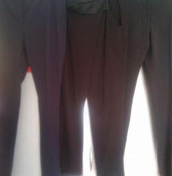 Новые брюки, синие, серые и черные р.46-48