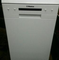 New dishwasher HANSA ZWM 416 WH