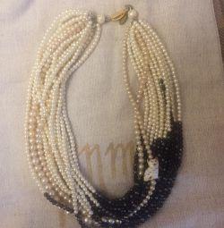 Margele sunt design, perle, 45 cm