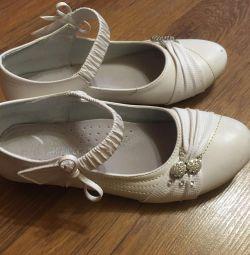 Туфлі дитячі 34р.