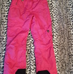 Snowboard pants new iguana
