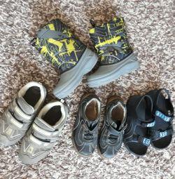 Взуття (пакетом)