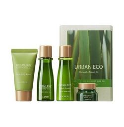 A set of 4 items. Urban eco.