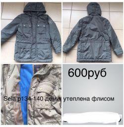 Куртка демисезонная Sela размер 134-140