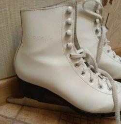 Skates female 36 size