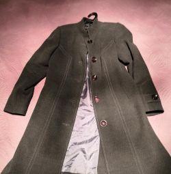 Пальто 48 р-р в ідеальному стані (класика)