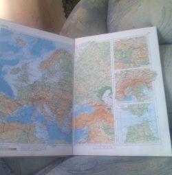 Desktop geographic atlas