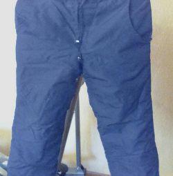 Pantaloni iarnă + toamnă