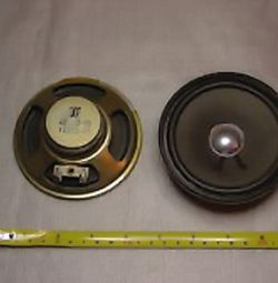 Speakers YD100-11. (5 W 4 Ohms) 2 pcs.